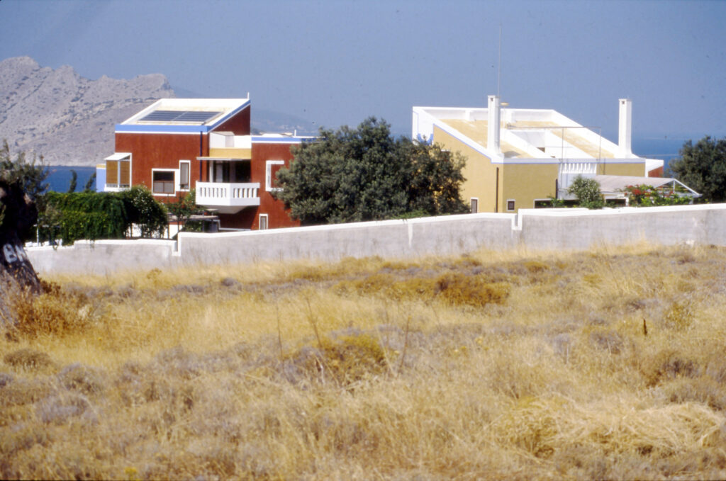 House in Perdika, Aegina