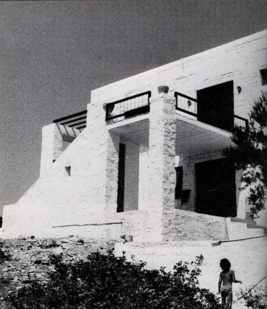 Vacation house at Porto Heli, Peloponese