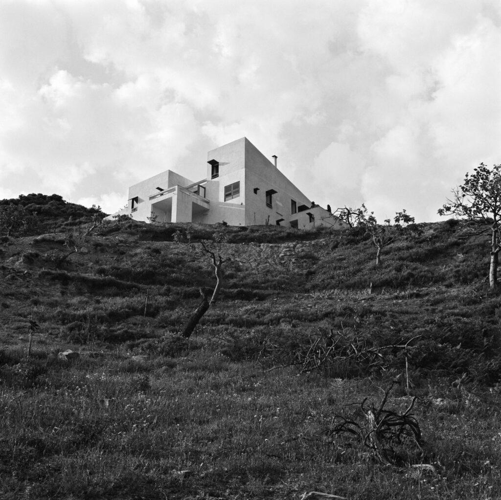 House in Oxylithos I, Euboea