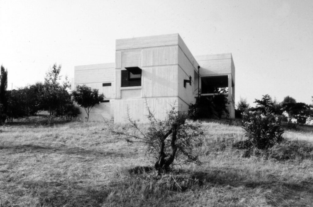 Vacation house at Microvivo, near Tragana