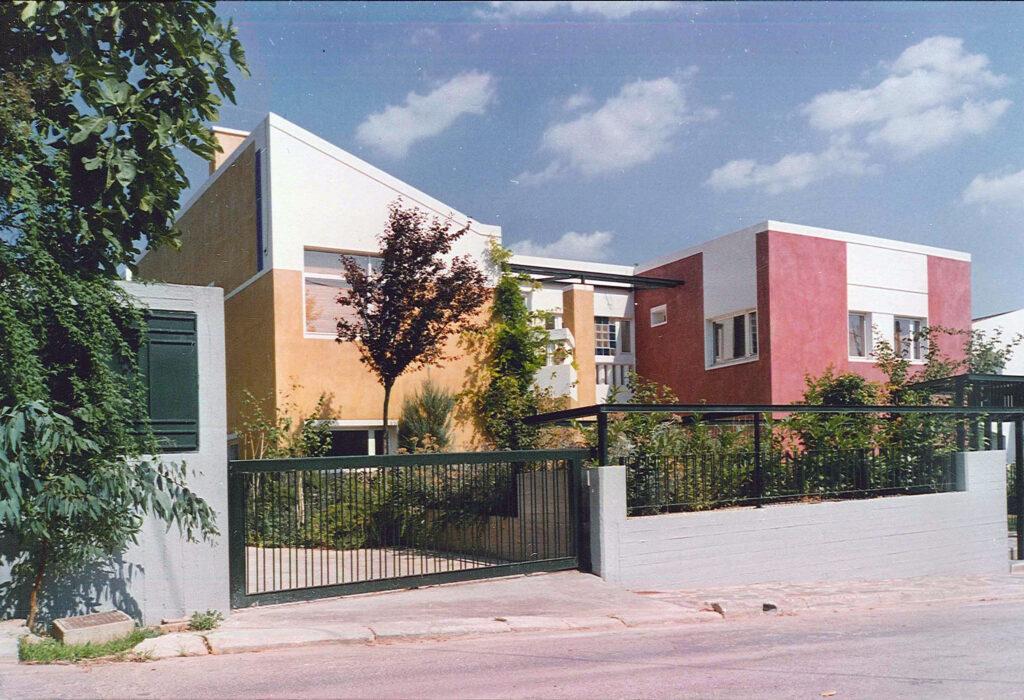 House at Kato Myrtia, Nea Penteli, Athens