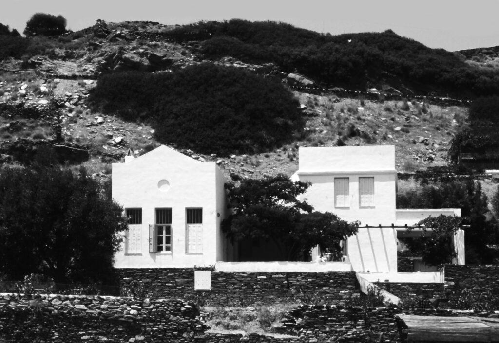 House at Saoures Apollonia, Siphnos island I